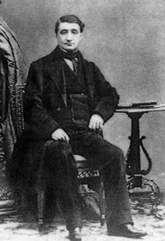 Prince Louis Lucien Bonaparte.
