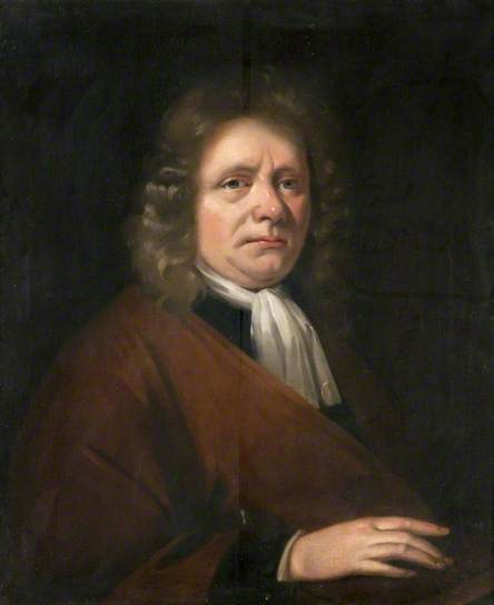 William Carstares, c. 1700.