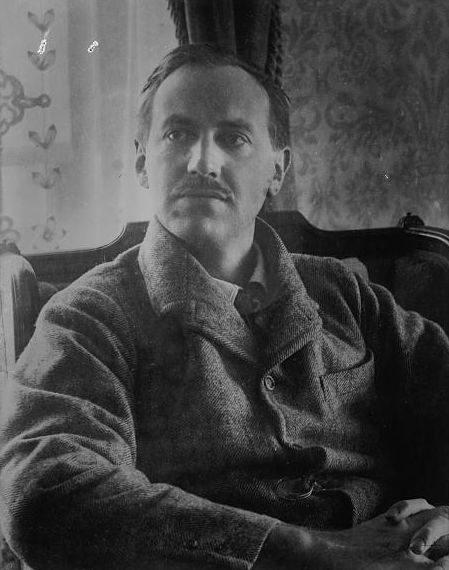 Edward Plunkett, 18th Baron Dunsany (1878-1957)