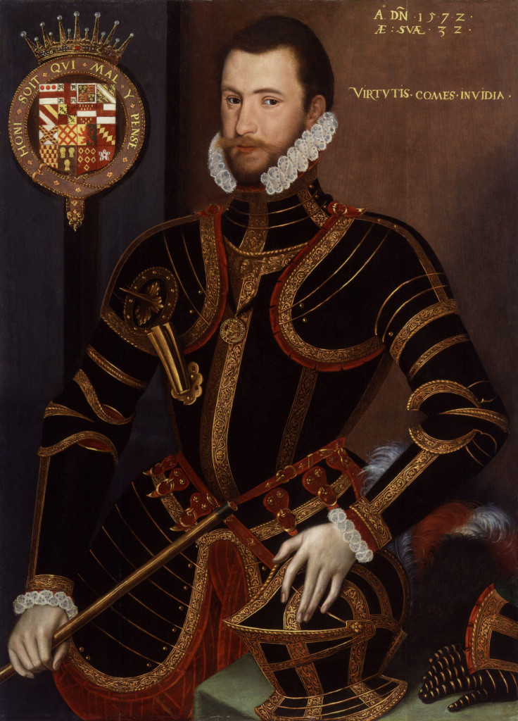 Walter Devereux, By Unknown - National Portrait Gallery